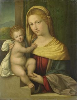 Madonna and Child | Il Garofalo | Oil Painting