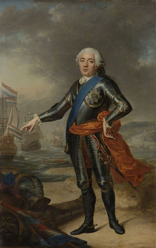 Portrait of William IV (1711-1751)