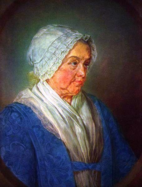 Portrait of Sara Hinloopen | Jean Baptiste Perronneau | Oil Painting