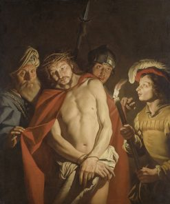 Home Ecco(also known as Christ Alone) | Matthias Stomer | Oil Painting