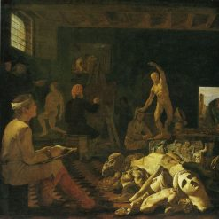 A Painter's Studio | Michiel Sweerts | Oil Painting
