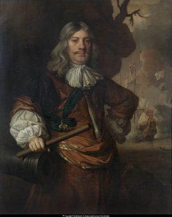 Admiral Cornelis Tromp | Peter Lely | Oil Painting