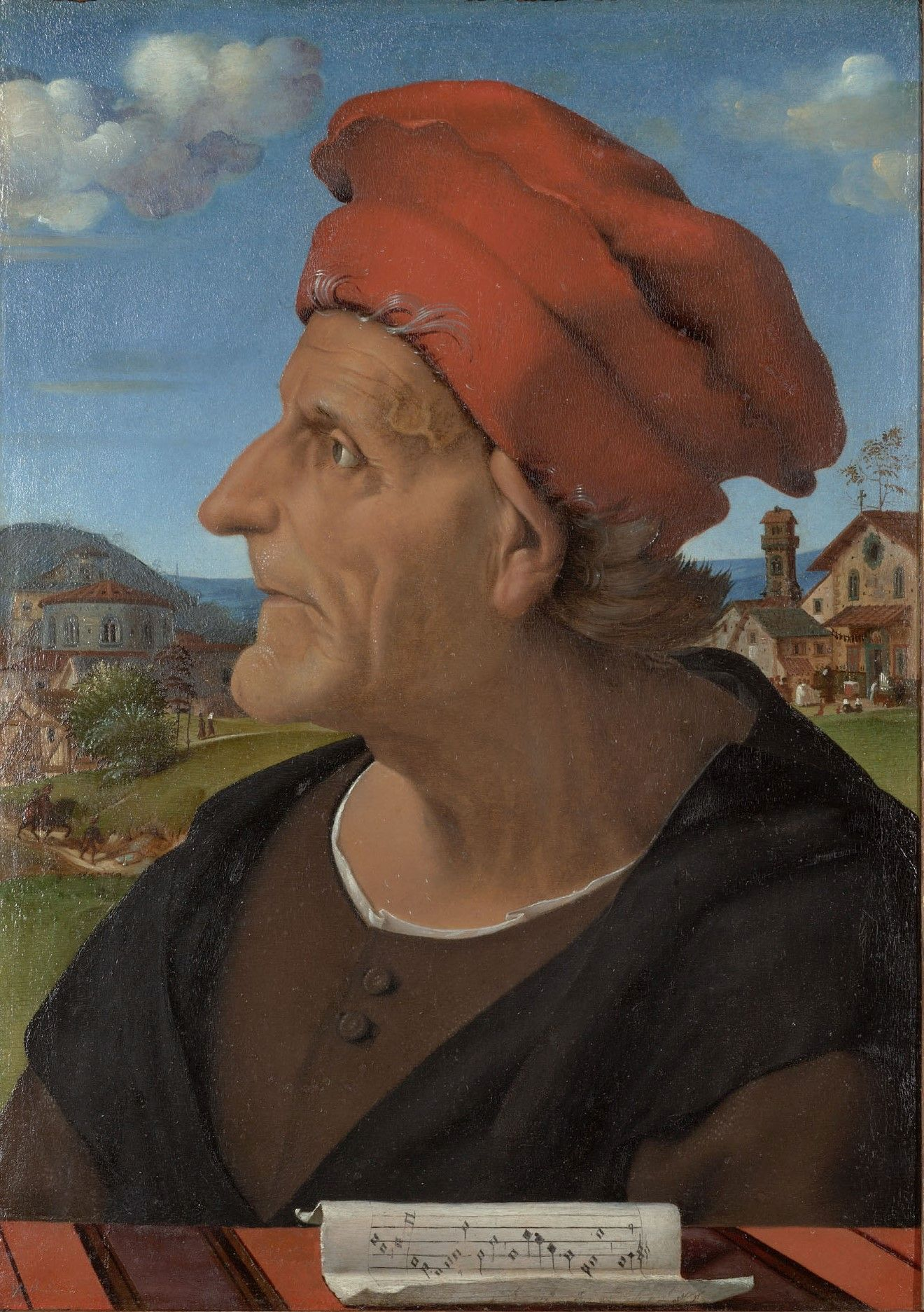 Francesco Giamberti da Sangallo | Piero di Cosimo | Oil Painting
