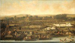 Wool Making | Pieter de Molijn | Oil Painting