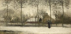 Winter Scene | Willem Maris | Oil Painting