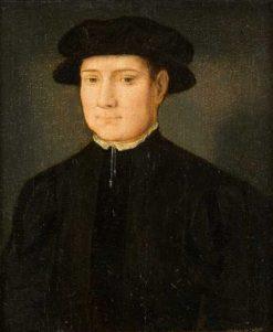 Portrait of a Young Man | Claude Corneille de Lyon | Oil Painting