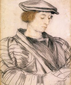 John More | Hans Holbein the Younger | Oil Painting