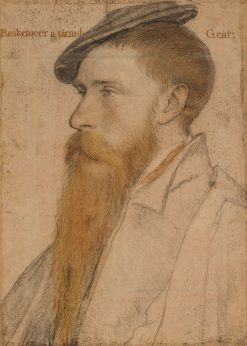 William Reskimer (d.1552)   Hans Holbein the Younger   Oil Painting