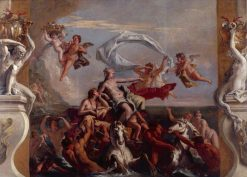 Triumph of Galatea | Sebastiano Ricci | Oil Painting