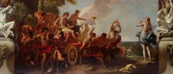 The Meeting of Bacchus and Ariadne | Sebastiano Ricci | Oil Painting