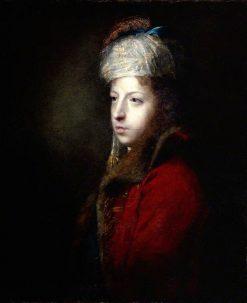 Giuseppe Marchi | Sir Joshua Reynolds | Oil Painting