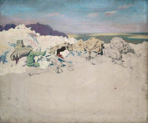 Beaumont Hamel | Sir William Orpen | Oil Painting