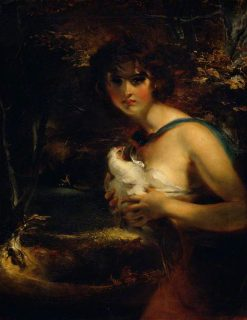 A Gypsy Girl | Thomas Lawrence | Oil Painting