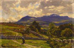 Cader Idris | Herbert Hughes Stanton | Oil Painting