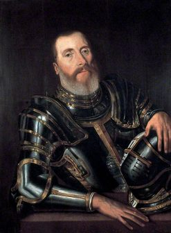 Lord Mordaunt of Turvey (1485-1562)   British School th Century   Unknown   Oil Painting