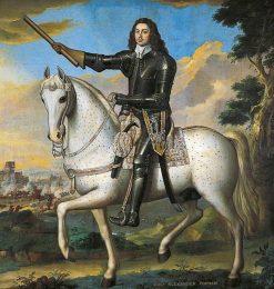 Colonel Alexander Popham (c.1595-1669) | British School th Century   Unknown | Oil Painting