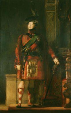George IV | David Wilkie | Oil Painting