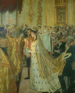 The Marriage of Nicholas II