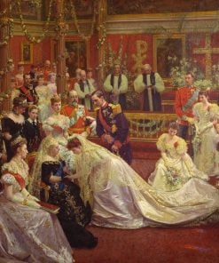 The Marriage of Princess Maud of Wales