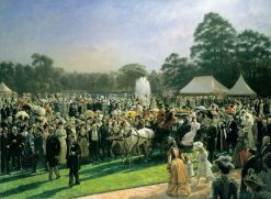 The Garden Party at Buckingham Palace
