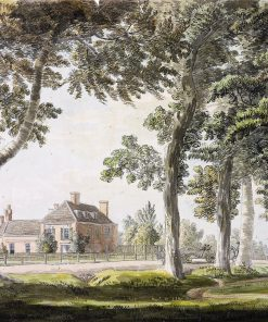 View of Royal Lodge | Paul Sandby