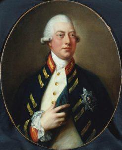 George III (1738-1820) | Thomas Gainsborough | Oil Painting