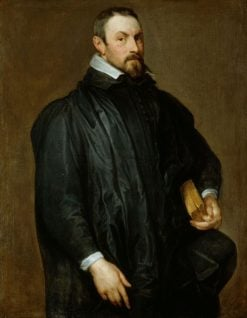 Zeger van Hontsum (d.1643) | Anthony van Dyck | Oil Painting