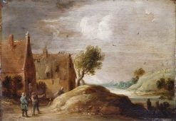 Landscape with Figures | David Teniers II | Oil Painting