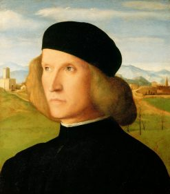 Portrait of a Young Man | Giovanni Bellini | Oil Painting