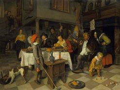 "A Twelth Night Feast: ""The King of Drinks"" 
