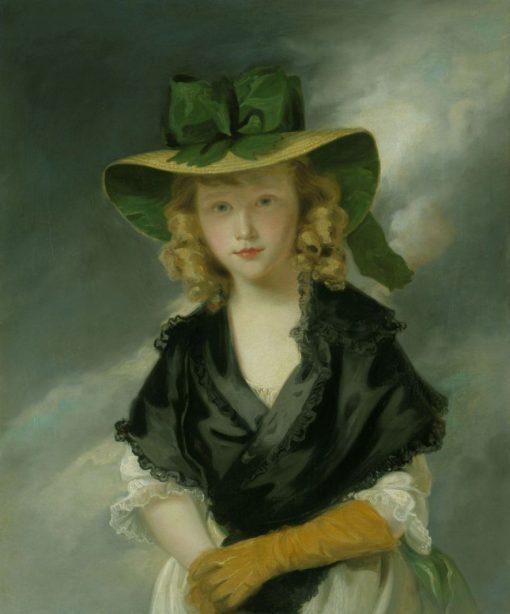 Princess Mary (1776-1857) | John Hoppner | Oil Painting