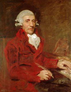 Franz Joseph Haydn | John Hoppner | Oil Painting