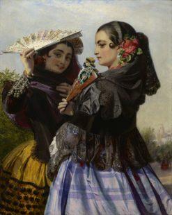 El Paseo' | John Phillip | Oil Painting