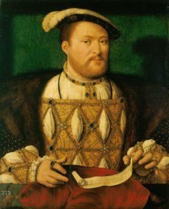 Henry VIII | Joos van Cleve | Oil Painting