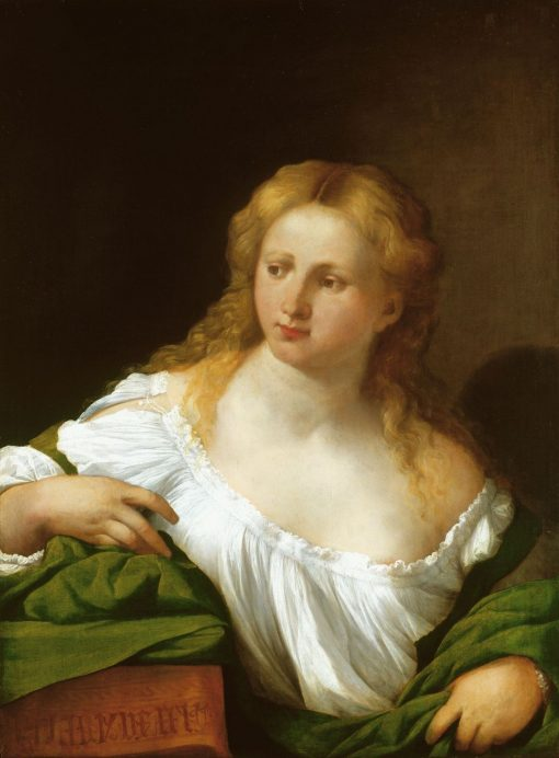 A Sibyl | Palma il Vecchio | Oil Painting