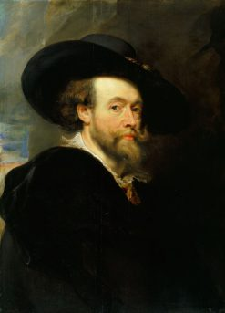 Portrait of the Artist | Peter Paul Rubens | Oil Painting
