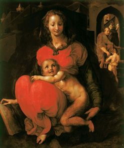 The Virgin and Child | Pontormo | Oil Painting