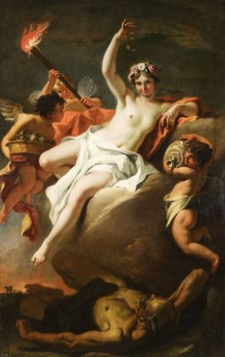 Aurora and Titonus | Sebastiano Ricci | Oil Painting
