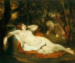 Cymon and Iphigenia | Sir Joshua Reynolds | Oil Painting