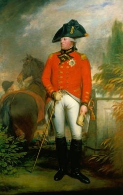 George III (1738-1820) | Sir William Beechey | Oil Painting
