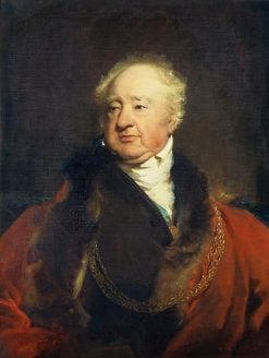 Sir William Curtis (1752-1829) | Thomas Lawrence | Oil Painting
