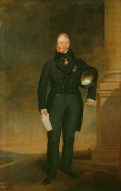 William IV when Duke of Clarence (1765-1837) | Thomas Lawrence | Oil Painting