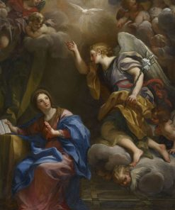 The Annunciation | Carlo Maratta | Oil Painting