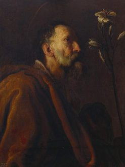 An Old Male Saint | Domenico Fetti | Oil Painting