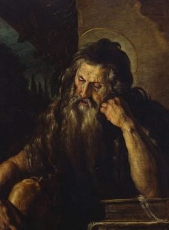 Saint Jerome | Domenico Fetti | Oil Painting