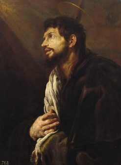Saint James the Greater? | Domenico Fetti | Oil Painting