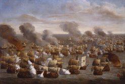The Battle of the Texel (Kijkuin)