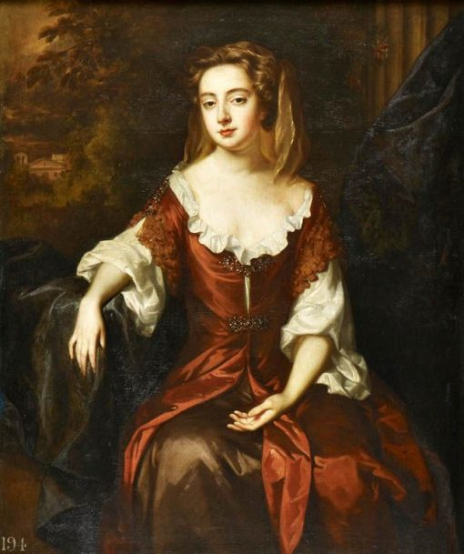 Mrs Lawson | Willem Wissing | Oil Painting