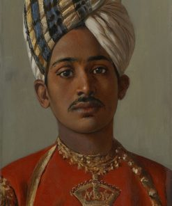 Ghulam Mustafa   Rudolph Swoboda   Oil Painting