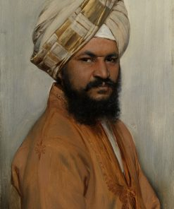 Bhai Ram Singh | Rudolph Swoboda | Oil Painting